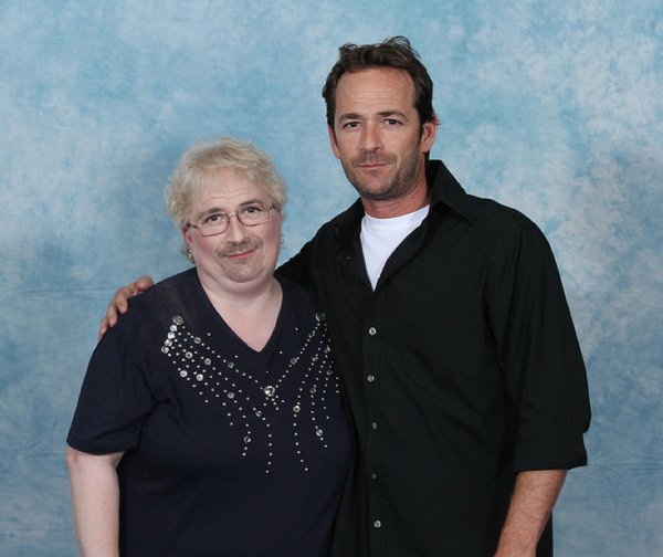 Luke Perry with Luke Perry 10