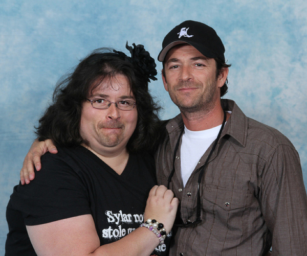 Luke Perry with Luke Perry 11