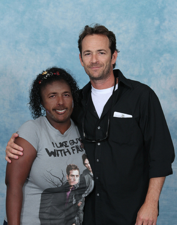 Luke Perry with Luke Perry 13