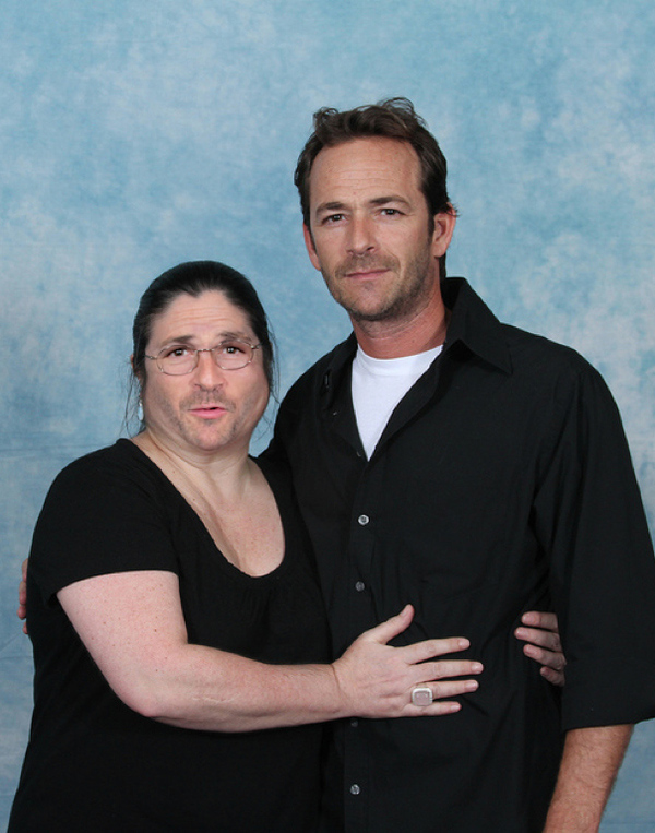 Luke Perry with Luke Perry 7